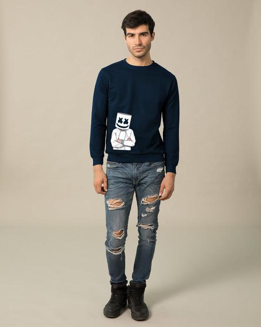Shop Mrshmello Character  Sweatshirt-Design