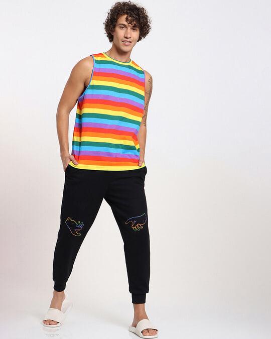 Shop Pride Stripe Vest-Full