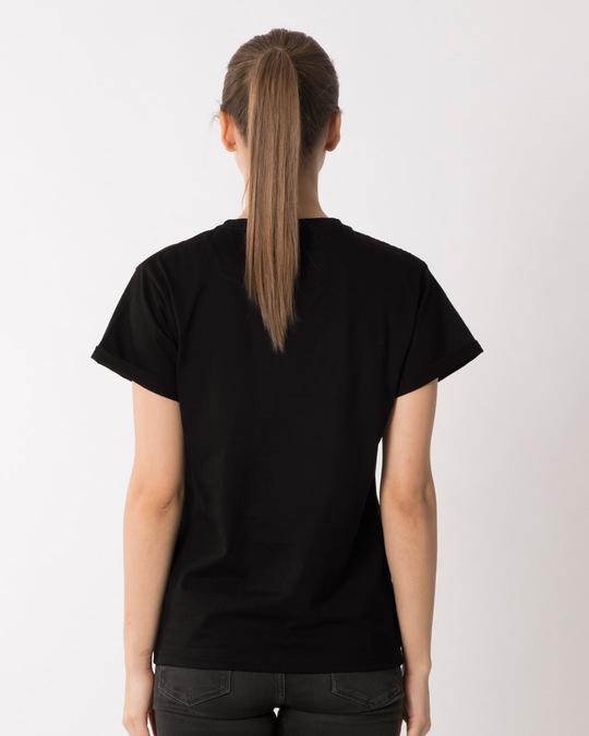 Shop Music Addict Boyfriend T-Shirt-Full