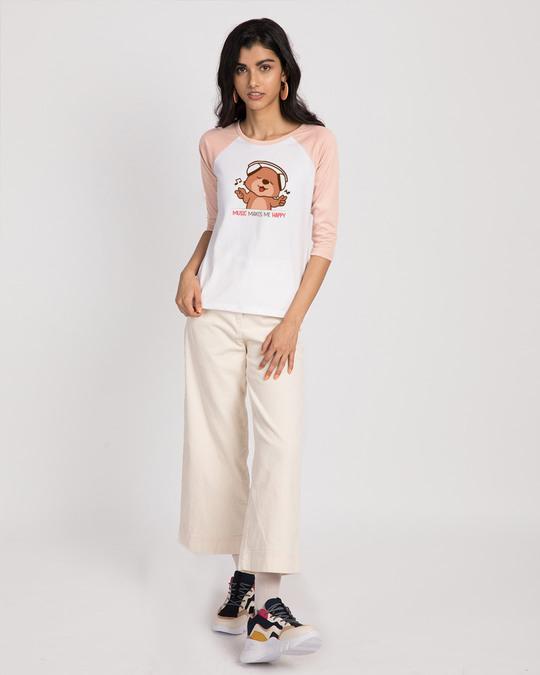 Shop Music Bear T-Shirt-Design