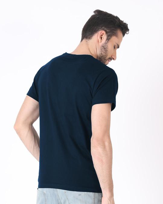 Shop Music On World Half Sleeve T-Shirt