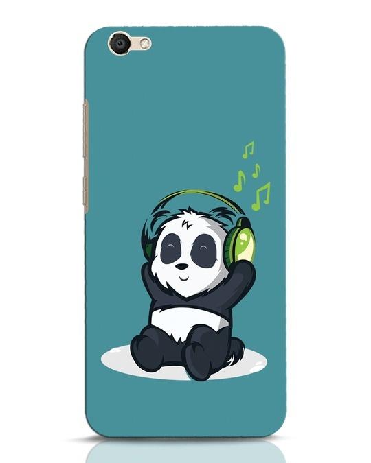 Shop Music Panda Vivo V5 Mobile Cover-Front