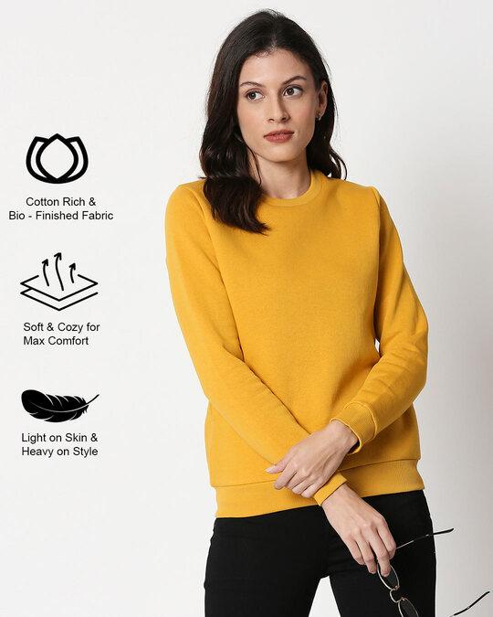 Shop Mustard Yellow Sweater
