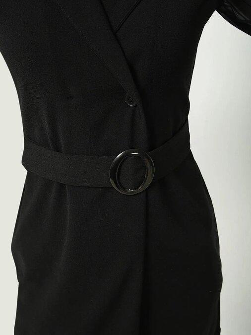 Shop A Line Black Dress