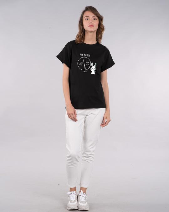 Shop My Brain Says Boyfriend T-Shirt-Full