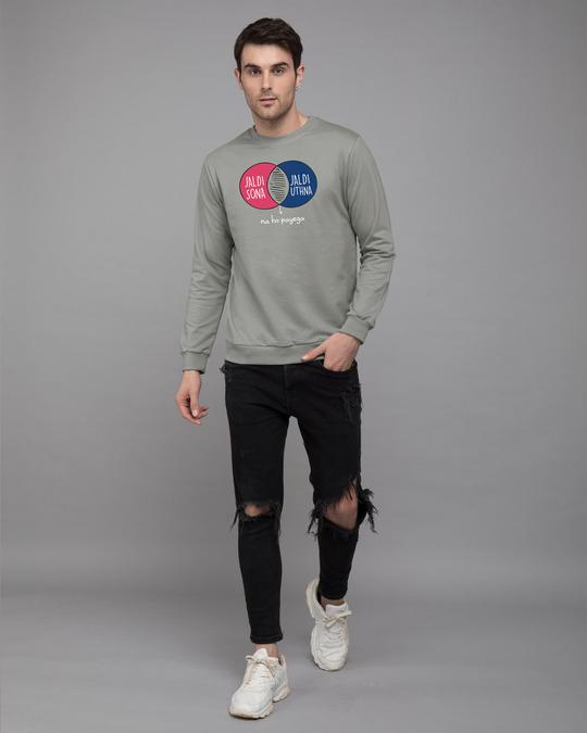 Shop Na Ho Payega Fleece Sweater-Design