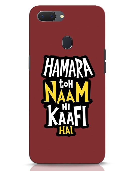 Shop Naam Hi Kaafi Hai Realme 2 Mobile Cover-Front