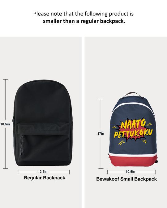 Shop Naato Pettukoku Small backpacks-Full