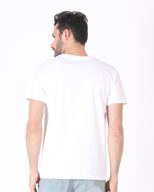 Shop Nahi Sudhrenge Half Sleeve T-Shirt-Full
