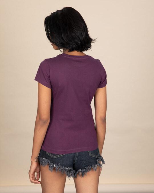 Shop Nature Elements Half Sleeve T-Shirt-Back