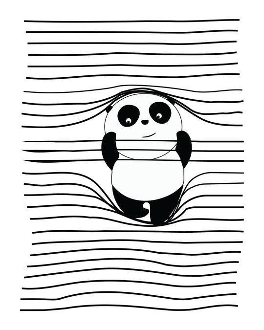 Shop Naughty Panda Vest