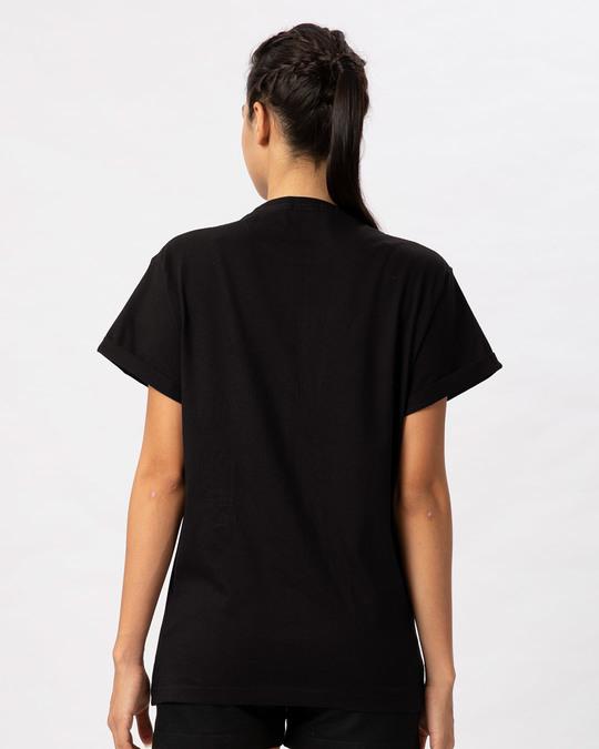 Shop Naughty Penguin Boyfriend T-Shirt-Full