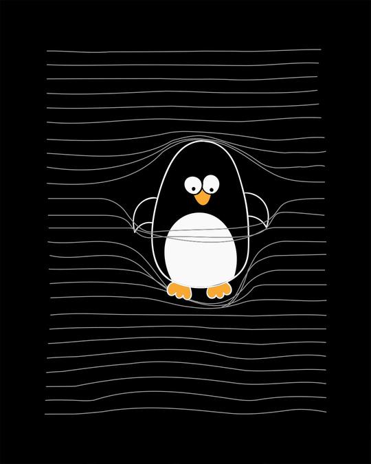 Shop Naughty Penguin Boyfriend T-Shirt