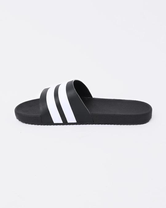 Shop Nautical Black Stripe Sliders-Design