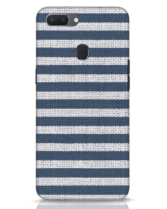 Shop Nautical Stripes Realme 2 Mobile Cover-Front