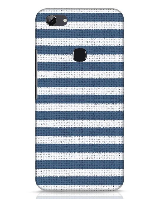 Shop Nautical Stripes Vivo Y83 Mobile Cover-Front