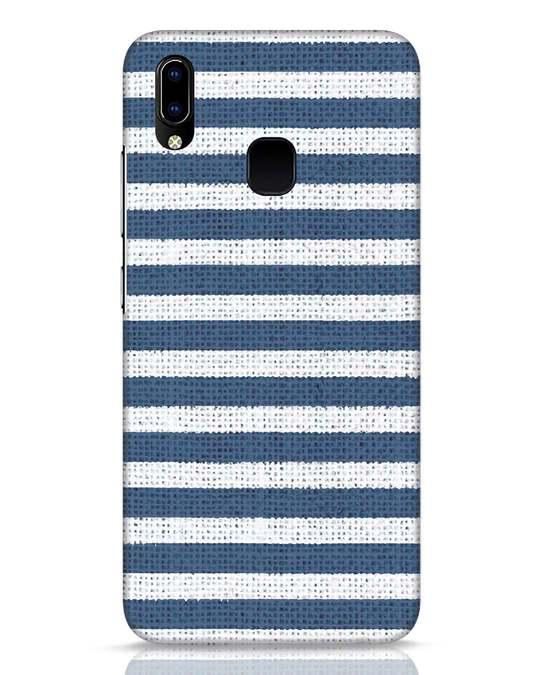 Shop Nautical Stripes Vivo Y93 Mobile Cover-Front