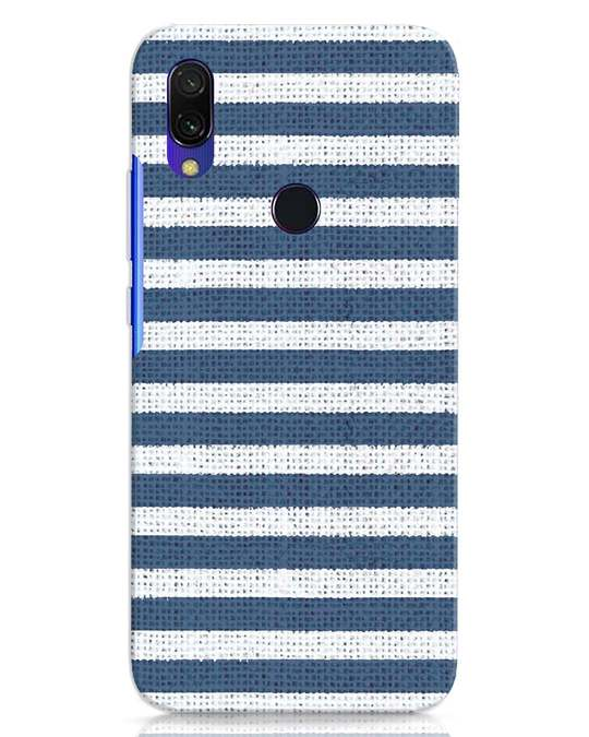 Shop Nautical Stripes Xiaomi Redmi Y3 Mobile Cover-Front