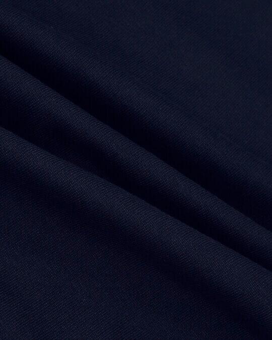 Shop Navy Blue Plus Size Casual Jogger Pants
