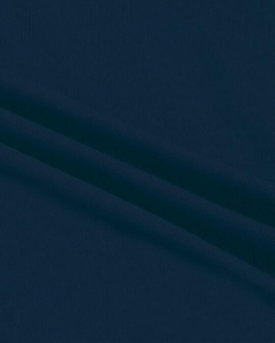 Shop Navy Blue Full Sleeve Henley T-Shirt