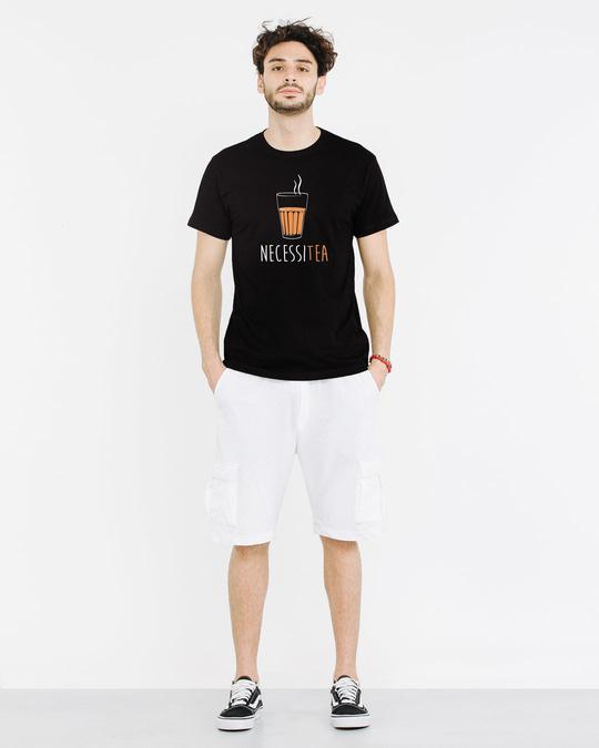 Shop Necessitea Half Sleeve T-Shirt