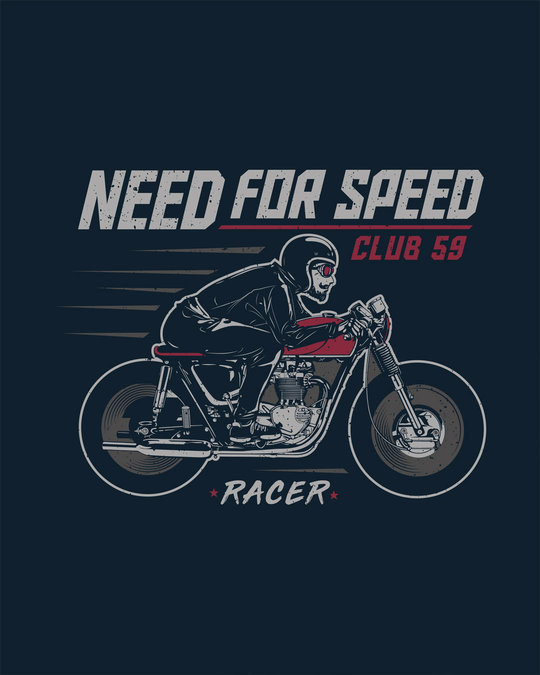 Shop Need For Speed Boyfriend T-Shirt