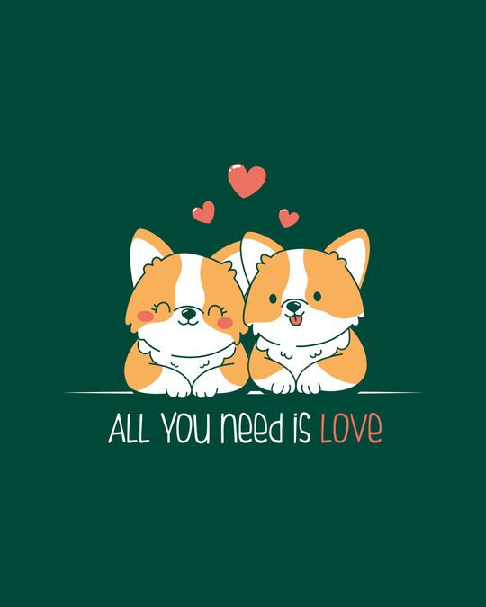 Shop Need Love Round Neck 3/4th Sleeve T-Shirt-Full
