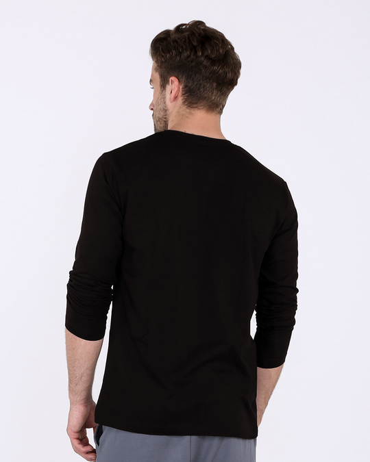 Shop Need No Introduction Full Sleeve T-Shirt-Back