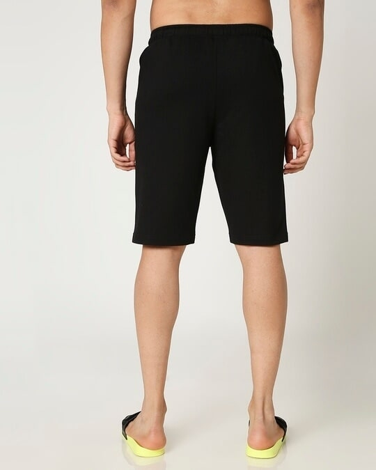 Shop Arcade Green Sports Trim Shorts-Design