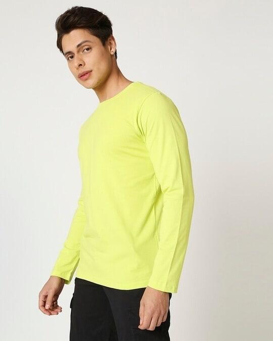 Shop Arcade Green Full Sleeve T-Shirt-Design