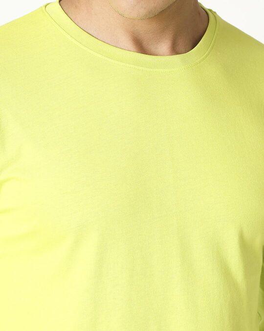 Shop Arcade Green Full Sleeve T-Shirt