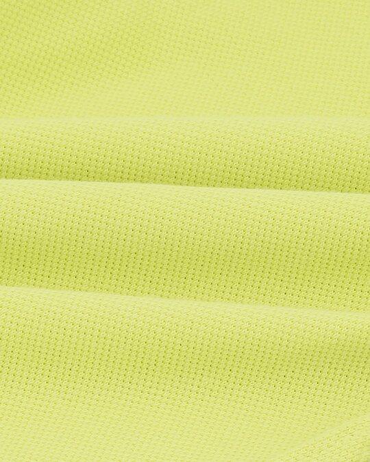 Shop Arcade Green Mandarin Collor Pique Shirt