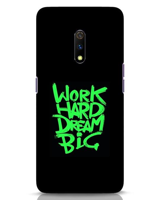 Shop Neon Dream Realme X Mobile Cover-Front