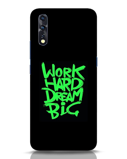 Shop Neon Dream Vivo Z1x Mobile Cover-Front