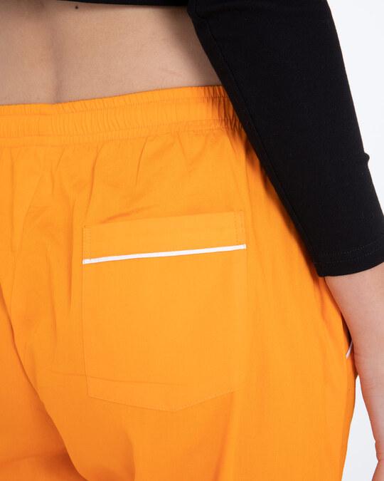 Shop Neon Orange Pyjama