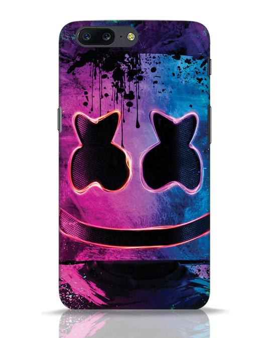 Shop Neonpaintmellow OnePlus 5 Mobile Cover-Front