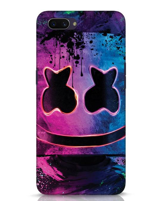 Shop Neonpaintmellow Oppo A3S Mobile Cover-Front