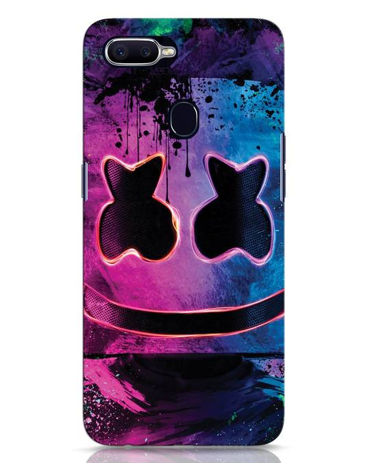 Shop Neonpaintmellow Oppo F9 Pro Mobile Cover-Front