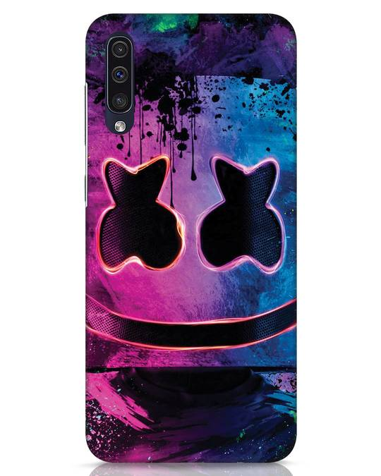 Shop Neonpaintmellow Samsung Galaxy A50 Mobile Cover-Front