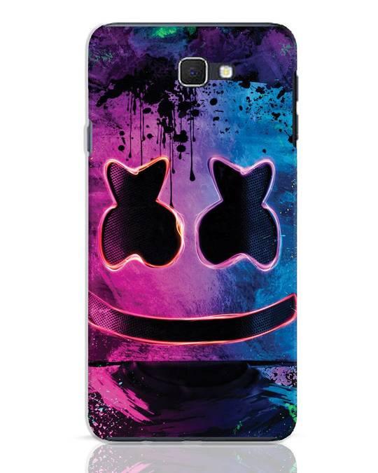 Shop Neonpaintmellow Samsung Galaxy J7 Prime Mobile Cover-Front
