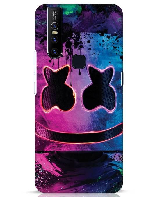 Shop Neonpaintmellow Vivo V15 Mobile Cover-Front