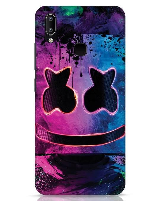 Shop Neonpaintmellow Vivo Y91 Mobile Cover-Front