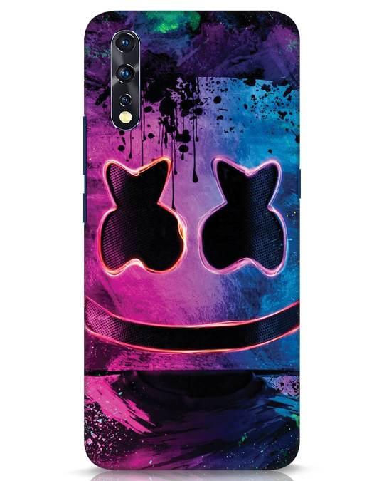 Shop Neonpaintmellow Vivo Z1x Mobile Cover-Front