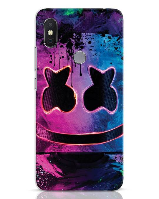 Shop Neonpaintmellow Xiaomi Redmi Y2 Mobile Cover-Front