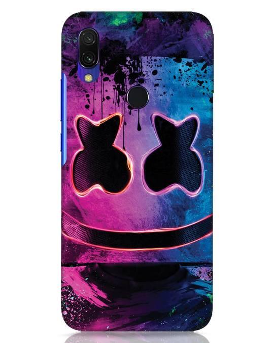 Shop Neonpaintmellow Xiaomi Redmi Y3 Mobile Cover-Front