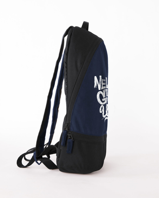 Shop Never Give Up Essential mini Backpack-Design