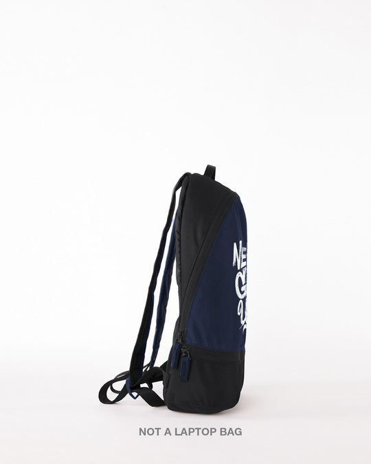 Shop Never Give Up Small Backpack-Design