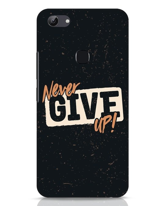 Shop Never Give Up Vivo Y83 Mobile Cover-Front