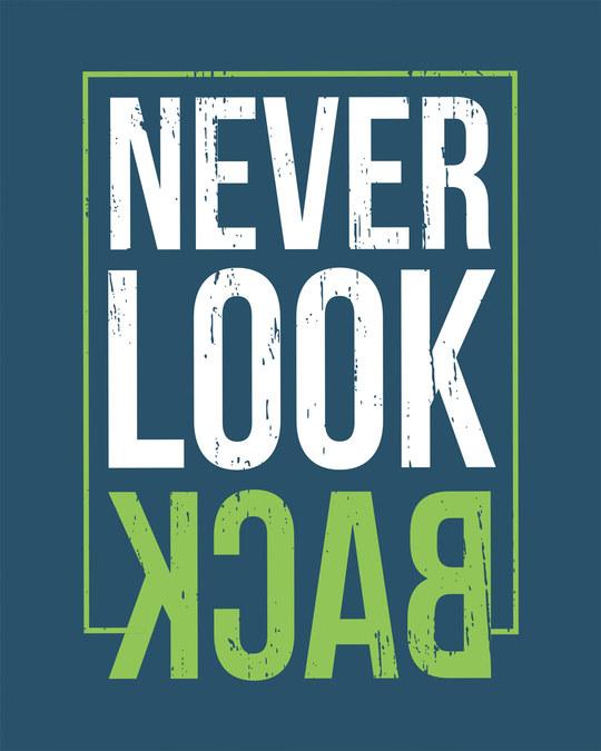 Shop Never Look Back Boyfriend T-Shirt