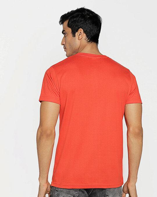 Shop Never Mind Stripe Half Sleeve T-Shirt Oxyfire-Design
